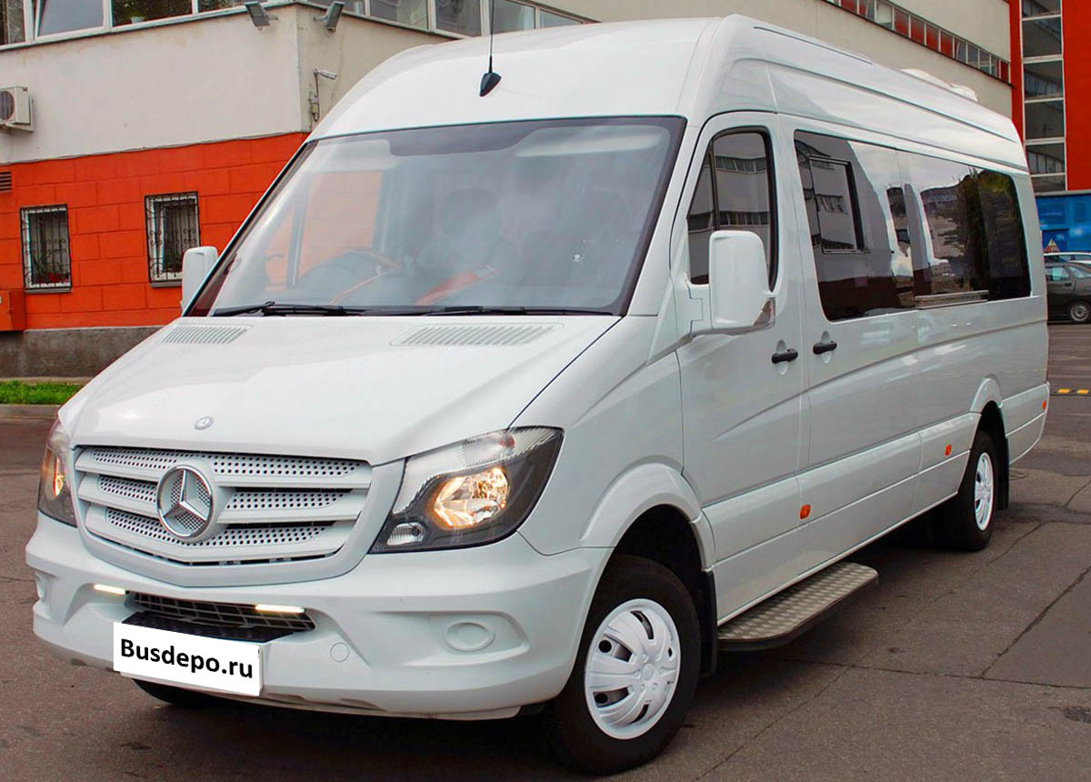 Mercedes-Benz Sprinter 45
